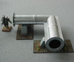 Z255 - Industrial Pipe Corner Section