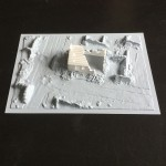 S240 - Cottage Ruins kit & diorama base